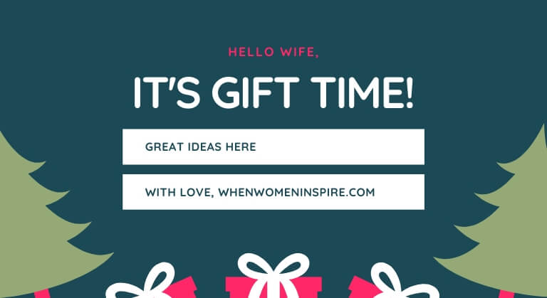top gift ideas for wife