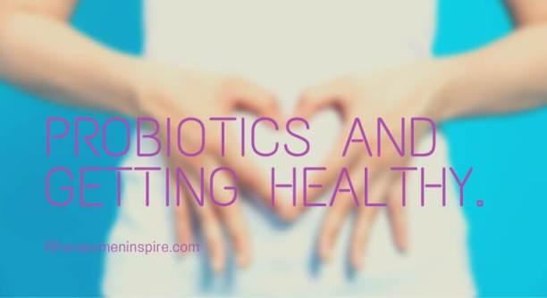 Fitness goals and probiotics
