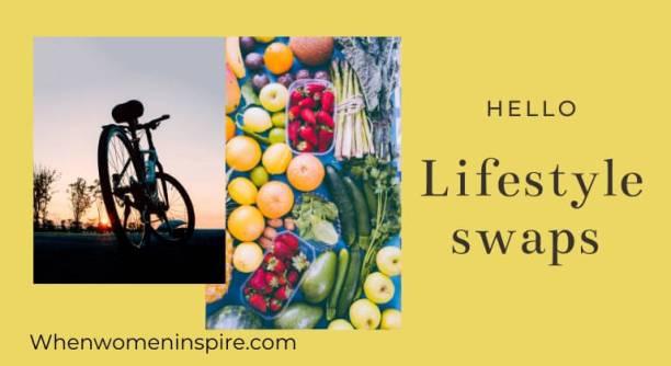 更健康的生活方式