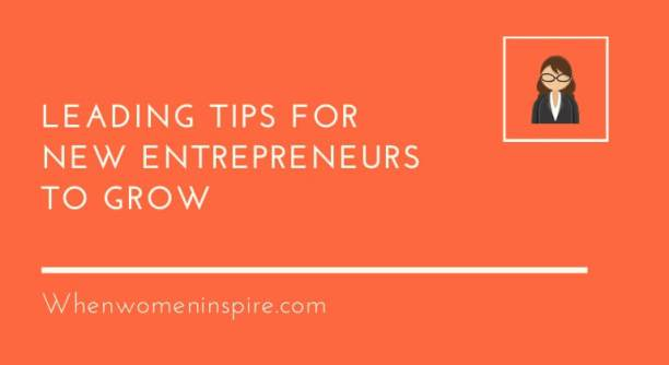 New entrepreneurs