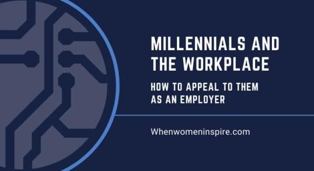 千禧一代与工作场所