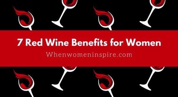 Avantages du vin rouge pour les femmes