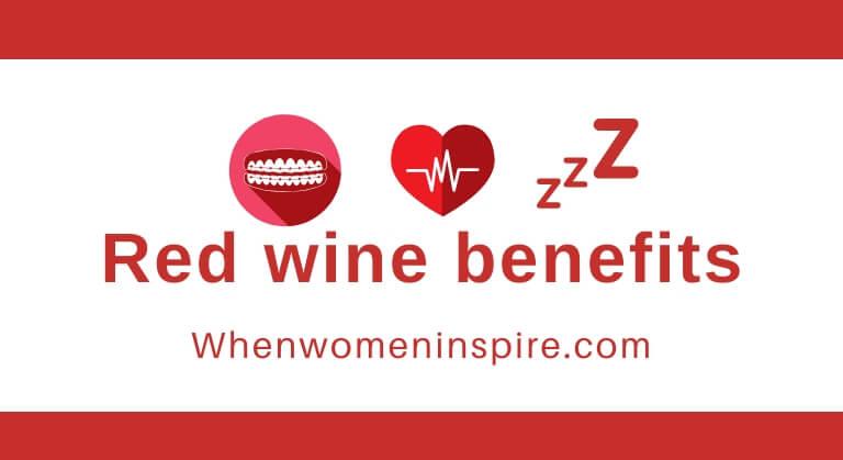 Avantages du vin rouge