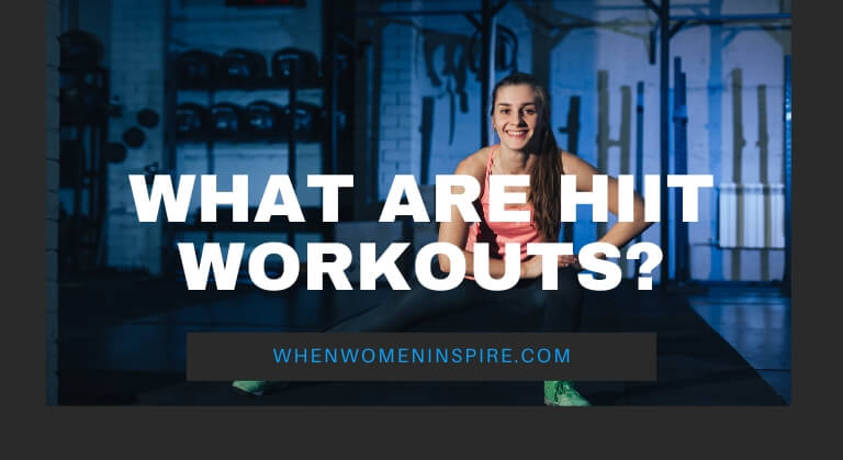 What are HIIT workouts