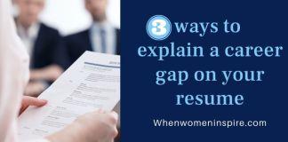 Career gaps in resume
