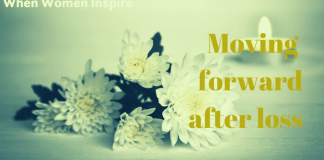 Losing a loved one: Grieving process