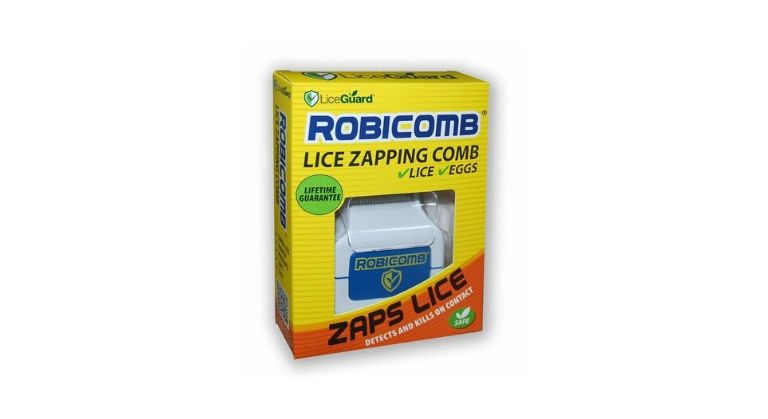 Robicomb lice solution