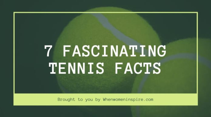 Tennis facts