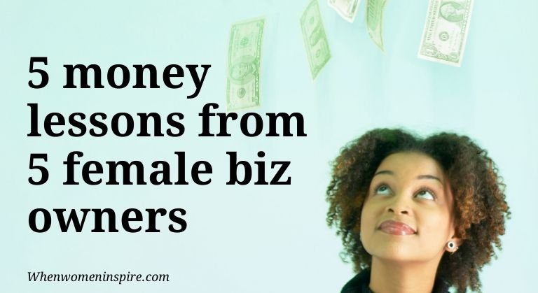 Financial lessons from women