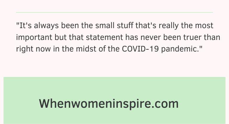 Health quote COVID-19