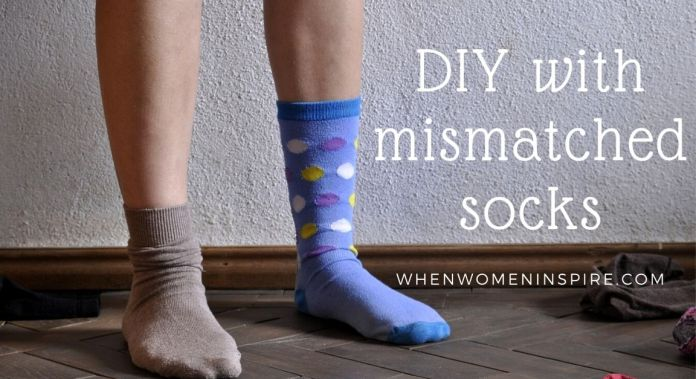 DIY with socks projects