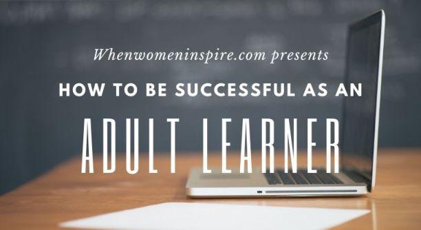 University success as adult learner