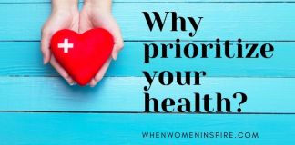 Health is a priority
