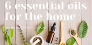 Essential oil air disinfectants