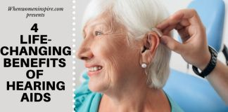 Hearing aids benefits