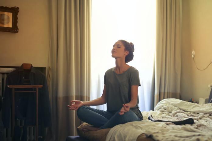Meditating combats loneliness
