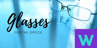 Office eyewear: Glasses to wear