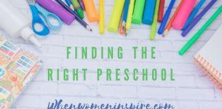 Good preschool