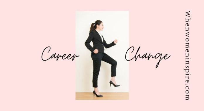 Switching careers tips