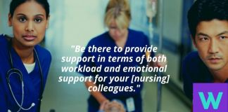 Nursing role teamwork quote
