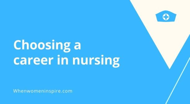 Becoming a nurse