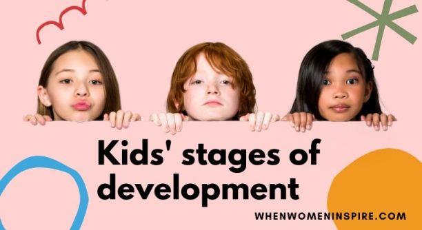 Étapes de développement pour les enfants