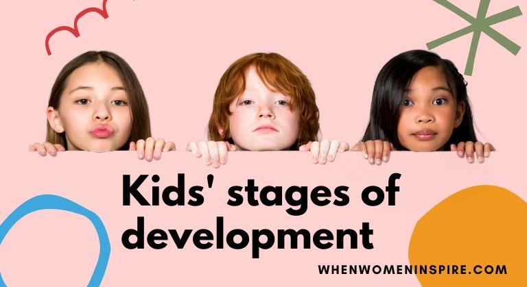 儿童发展阶段
