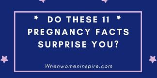 Surprising pregnancy facts