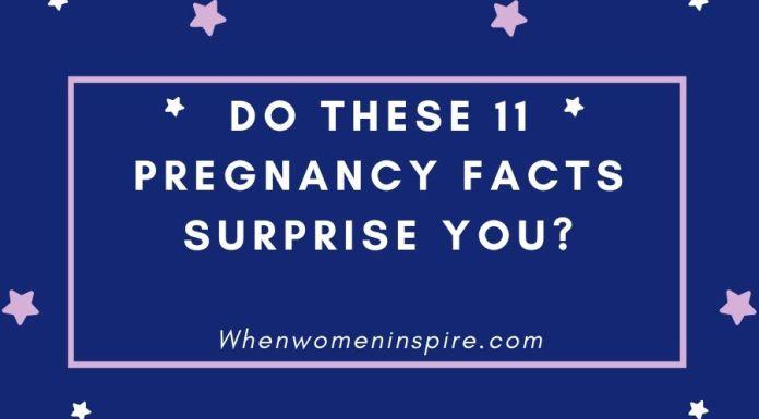 Surprising pregnancy facts