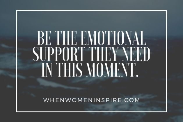 Quote about how to support your partner