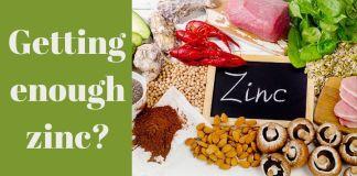 Purpose of zinc in the body