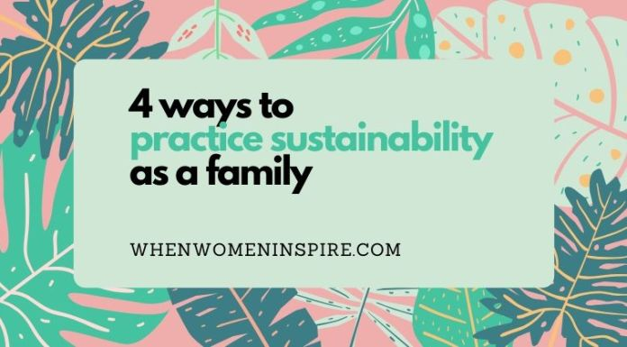 Sustainable family living