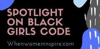 Black Girls CODE spotlight