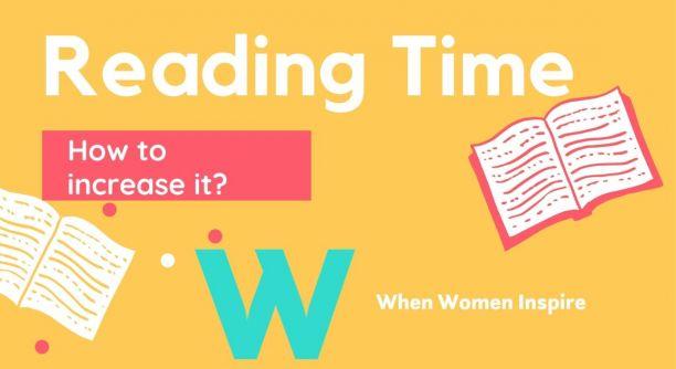 Read more books strategies