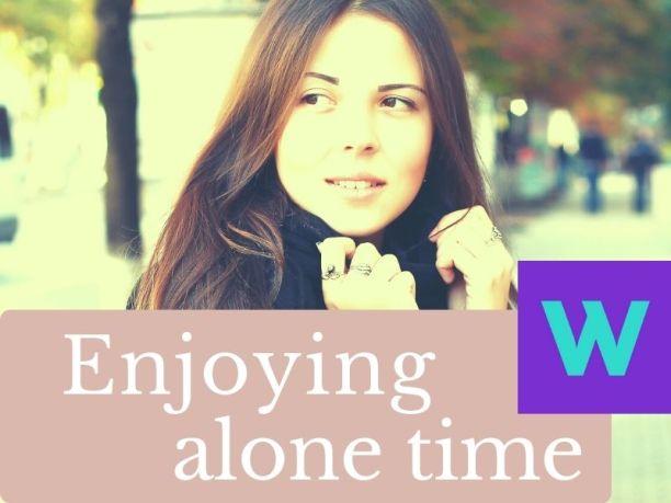 Profiter du temps seul