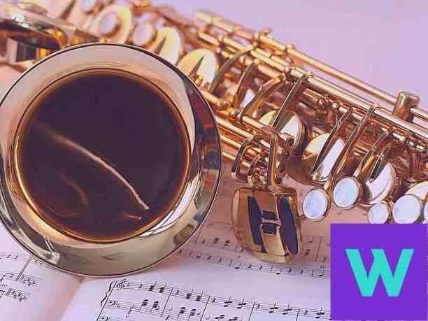 Wie man zuerst Saxophon lernt