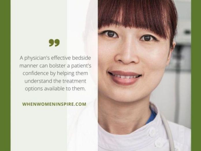 Tips for new doctors improve bedside manner