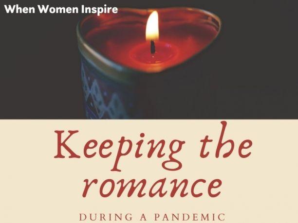 冠状病毒时代的浪漫关系