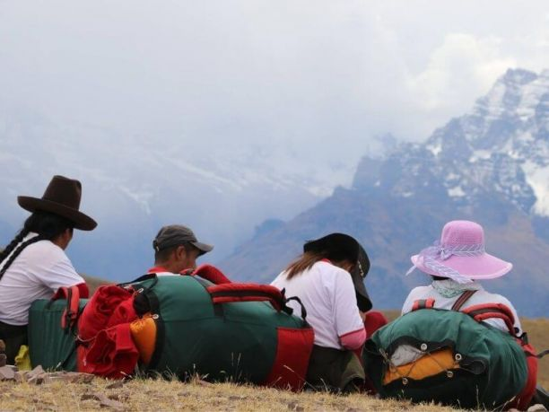 Inka-Pfad zur Machu Pichu-Wanderung