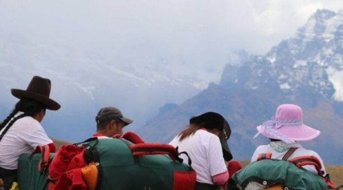Inca Trail to Machu Pichu hike