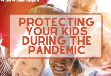 How to protect your kids, uncertain times