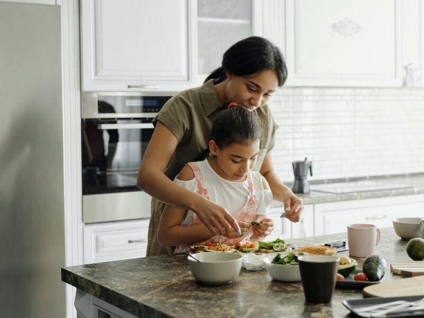 Halte deine Familie gesund