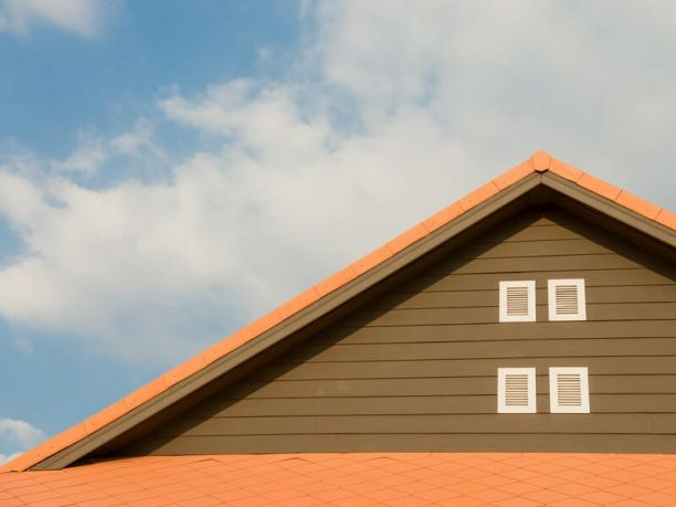 Roof signs structural damage