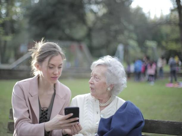 Benefits of caring for elderly parent