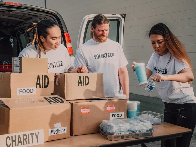 Building a philanthropic culture