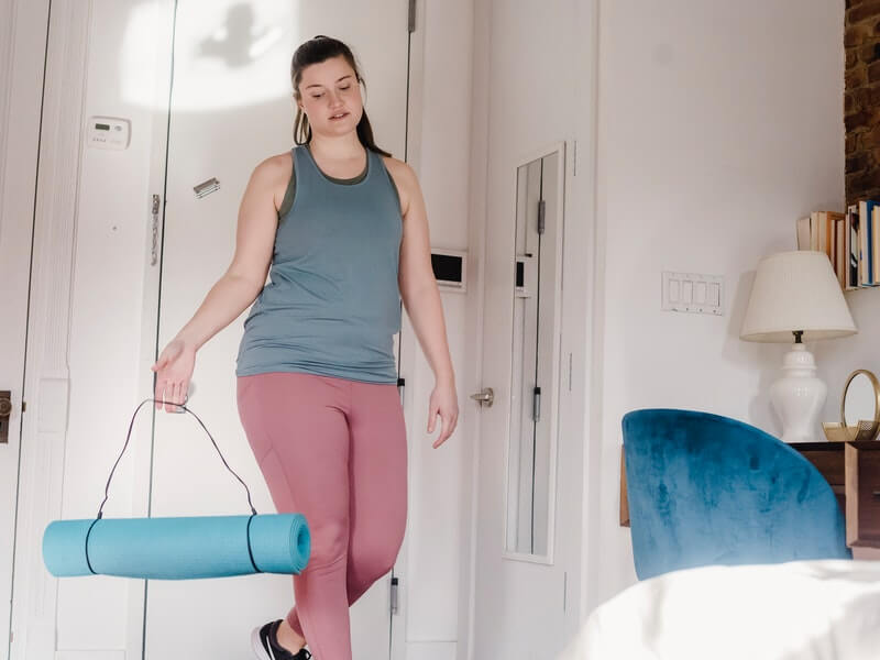 Working out while injured safely