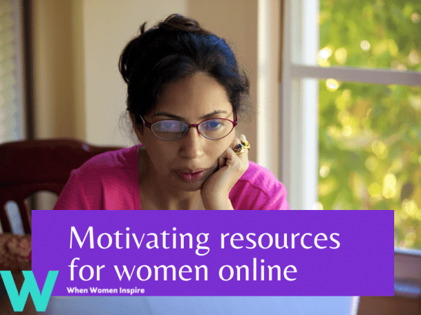 Online resources for women in business