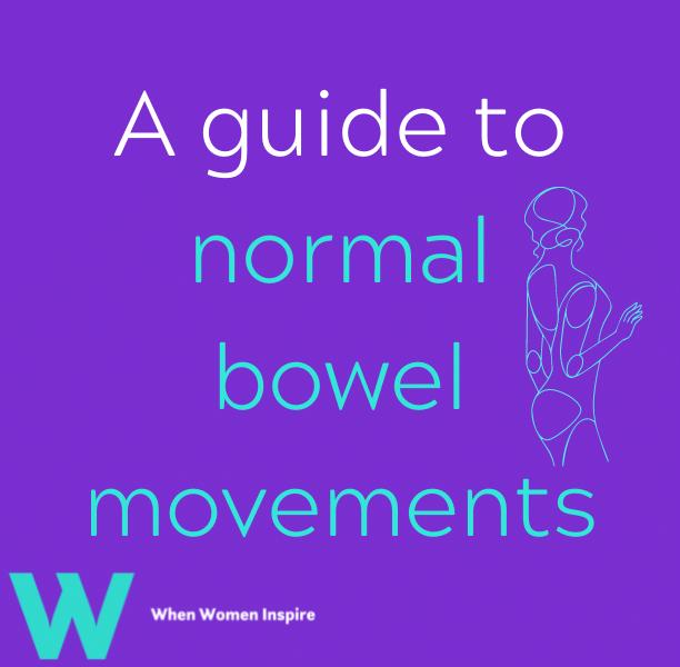 Regular bowel movements tips