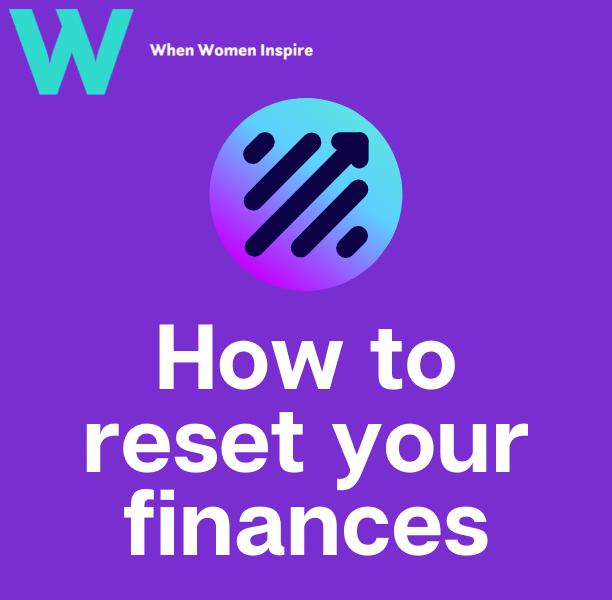 Reset finances tips