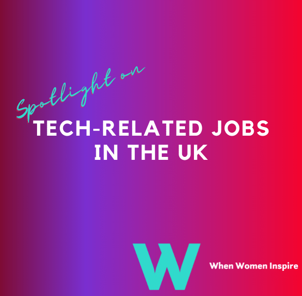 Technology-related jobs in UK